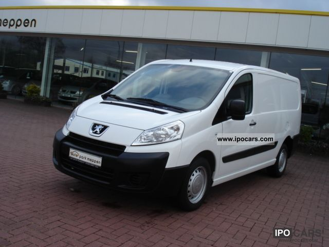 2010 peugeot expert l2h1 hdi in box cool car photo and specs. Black Bedroom Furniture Sets. Home Design Ideas