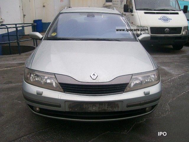 2001 Renault  1.9 dCi Dynamique Laguna Estate Car Used vehicle photo
