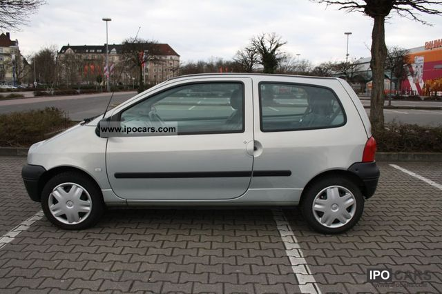 2003 renault twingo 1 2 authentique car photo and specs. Black Bedroom Furniture Sets. Home Design Ideas