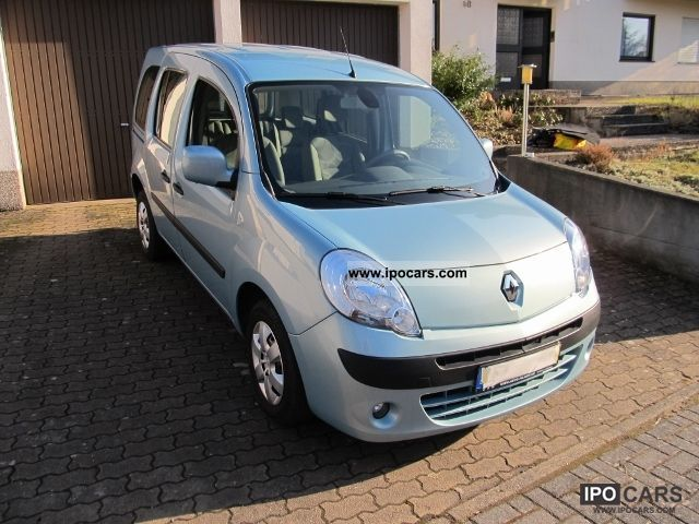 2008 Renault  Kangoo 1.6 16V Expression Van / Minibus Used vehicle photo
