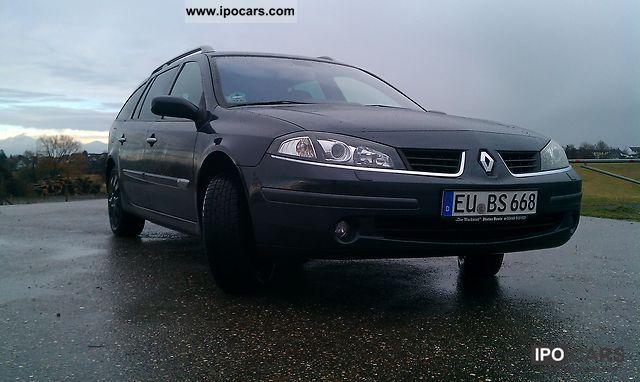 2006 Renault  Laguna 2.0 16V LPG exception NAVI Estate Car Used vehicle photo