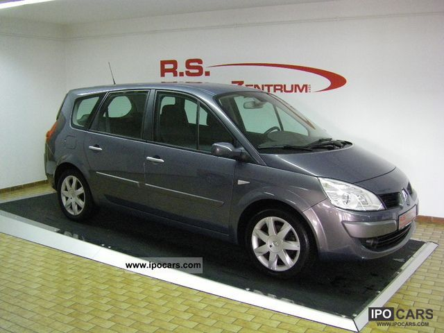 2007 renault exception grand scenic 1 9 dci apc at car photo and specs. Black Bedroom Furniture Sets. Home Design Ideas