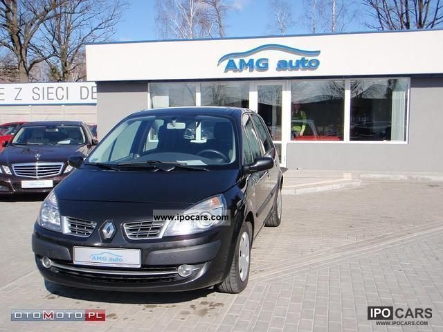 2009 Renault  Scenic 1.5 dci ALIZE Small Car Used vehicle photo