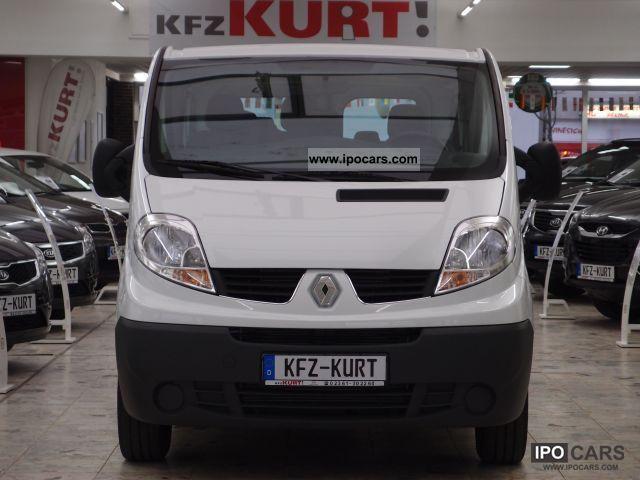 2011 Renault  Trafic 2.0 dCi 90 Combi L1H1 9-SEATER-KLIMAANLAG Van / Minibus New vehicle photo