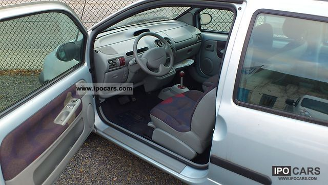 2002 Renault Twingo 12 16v Expression Car Photo And Specs