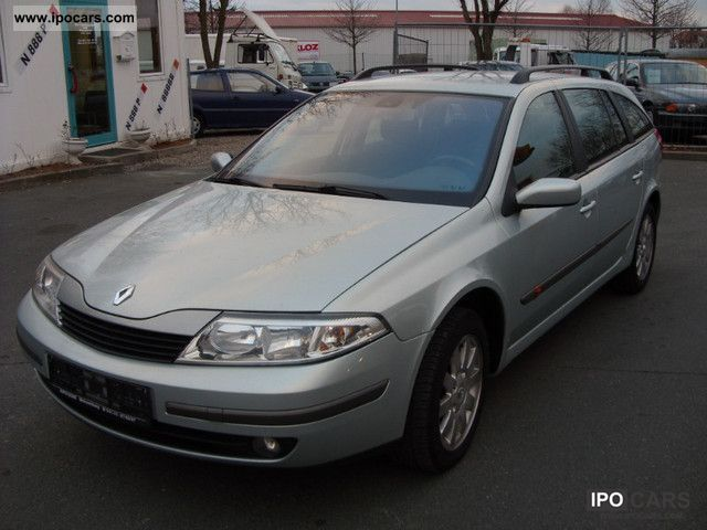 2004 Renault  Laguna 1.9 dCi * Climate * PDC * Estate Car Used vehicle photo
