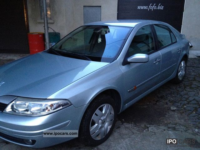 Renault  Laguna 1.8 Privilege, LPG liquid gas 2001 Liquefied Petroleum Gas Cars (LPG, GPL, propane) photo