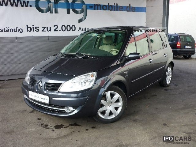 2008 renault scenic 1 9 dci fap exception 17 lm wheel. Black Bedroom Furniture Sets. Home Design Ideas