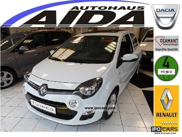 2011 Renault  Liberty Twingo 1.2 16V LEV - Air - Small Car New vehicle photo