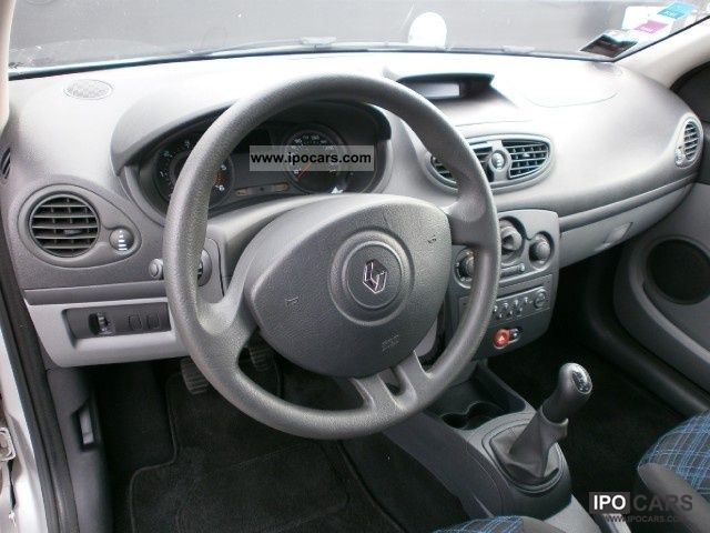 2006 renault clio 1 5 dci dynamique 85cv 3 porte car photo and specs. Black Bedroom Furniture Sets. Home Design Ideas