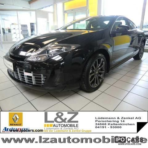 2011 Renault  Laguna Coupe dCi 150 FAP Monaco GP 4Controll * Bo * Sports car/Coupe New vehicle photo