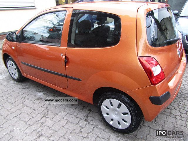 2007 renault twingo 1 2 authentique car photo and specs. Black Bedroom Furniture Sets. Home Design Ideas