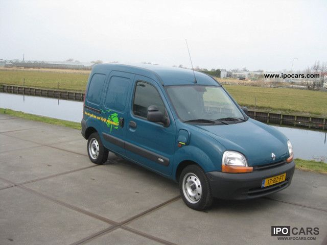 Renault  Kangoo ELECTRIQUE 2006 Electric Cars photo