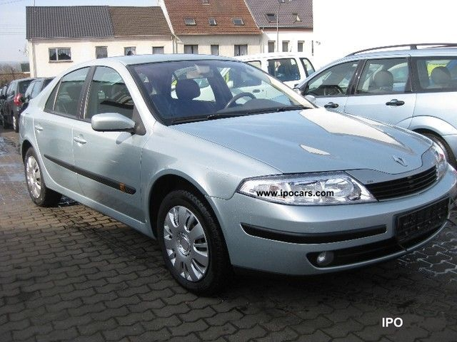 2002 renault laguna 1 9 dci klimatr teilleder car photo and specs. Black Bedroom Furniture Sets. Home Design Ideas