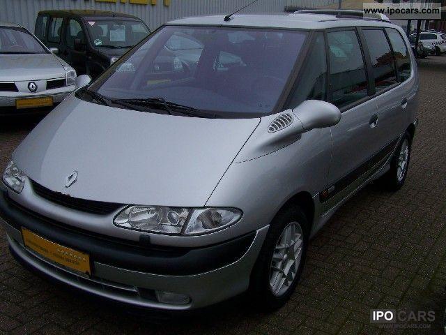 2001 Renault  Espace 2.0 Initial Van / Minibus Used vehicle photo