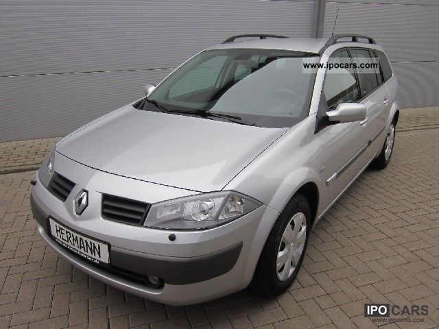 2005 renault megane 1 5 dci grand tour avant car photo and specs. Black Bedroom Furniture Sets. Home Design Ideas