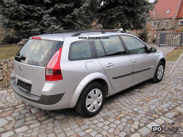 Renault - Megane II Grandtour - 1 5 dCi (1 6Hp