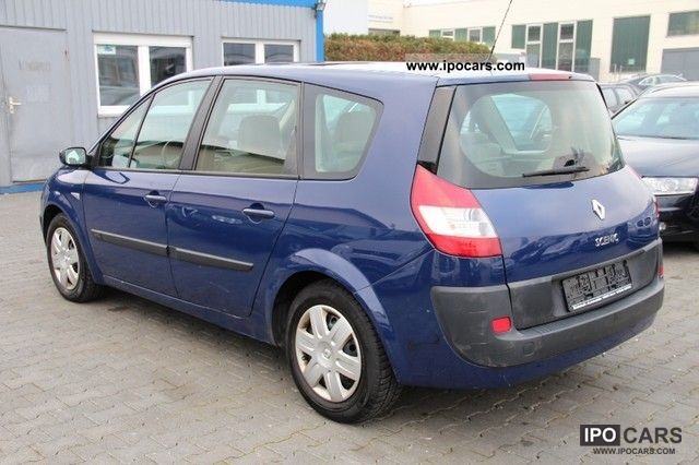 2005 renault grand scenic 1 5 dci avantage panorama 7. Black Bedroom Furniture Sets. Home Design Ideas
