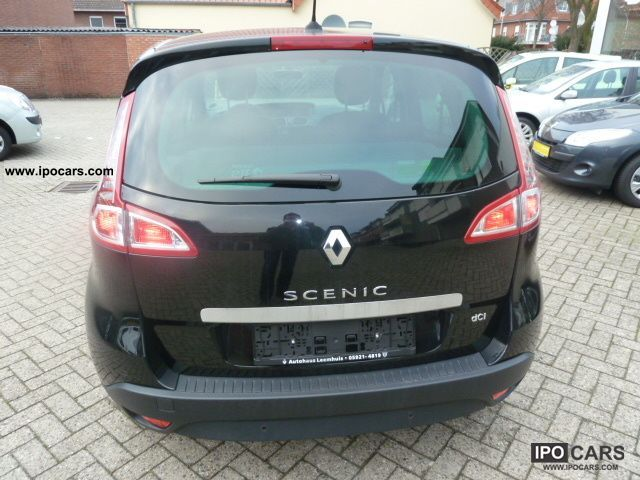2011 renault scenic dynamique dci 110 automatic car photo and specs. Black Bedroom Furniture Sets. Home Design Ideas