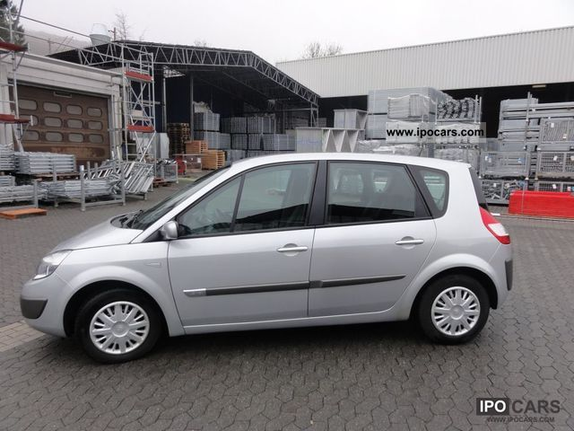 2005 Renault Scenic 1 6 16v Aut Avantage Car Photo And