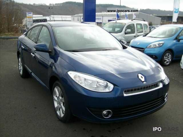 2011 Renault  Fluence 1.6 16V 110 Dynamique Limousine Used vehicle photo