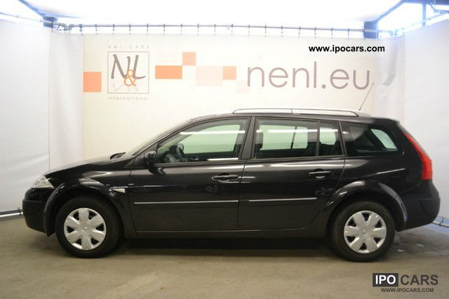 2007 Renault  Megane 1.5 dCi Grand Tour * Air * NET € 5.000, - Estate Car Used vehicle photo