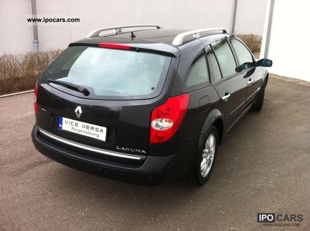 2005 renault laguna 2 2 dci fap initial car photo and specs. Black Bedroom Furniture Sets. Home Design Ideas