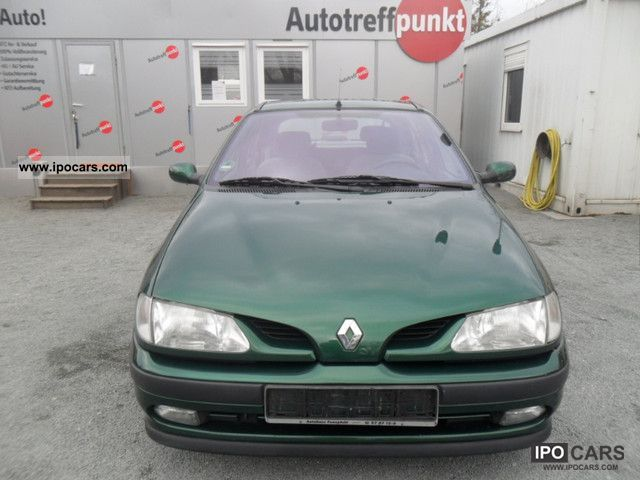 1998 Renault  * 5-door Megane * Servo * Century Limousine Used vehicle photo