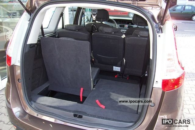 2011 renault grand scenic dci 130 dynamique 7 seater car. Black Bedroom Furniture Sets. Home Design Ideas