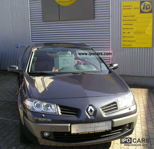 2007 Renault  CC 2.0 Aut. Dyn 'topless in the summer \ Cabrio / roadster Used vehicle photo