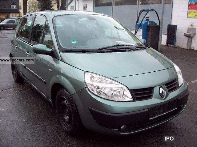 renault scenic 1 6 16v confort expression 2003. Black Bedroom Furniture Sets. Home Design Ideas
