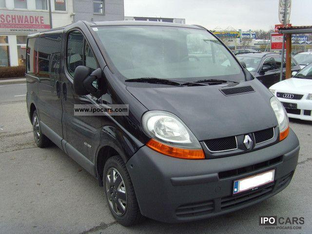 2006 Renault  Trafic 1.9 dCi L1H1 \ Van / Minibus Used vehicle photo