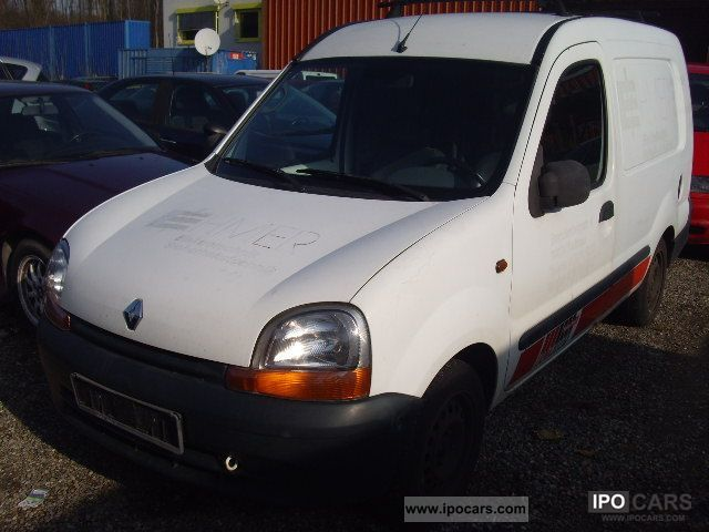1999 renault kangoo 1 9 d maxi car photo and specs. Black Bedroom Furniture Sets. Home Design Ideas