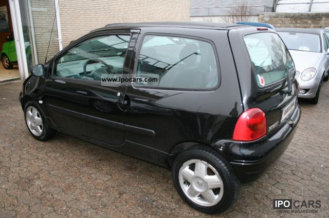 2003 renault twingo 1 2 16v car photo and specs. Black Bedroom Furniture Sets. Home Design Ideas