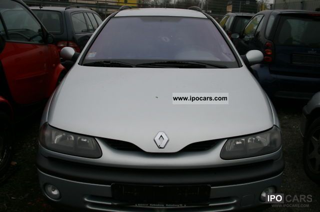 2000 Renault  Laguna 1.9 dCi Concorde climate control Estate Car Used vehicle photo