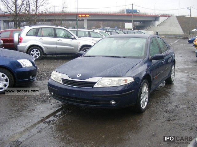 2002 Renault  Laguna Other Used vehicle photo