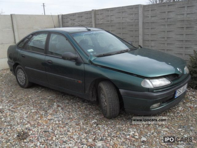 Renault  Laguna 2.0 + Thurs GAZ 2020 roku! 1994 Liquefied Petroleum Gas Cars (LPG, GPL, propane) photo