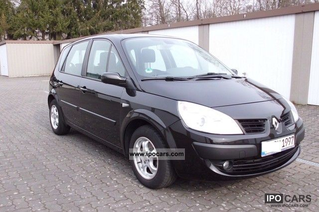 2007 Renault  Scenic 1.6 16V Authentique Van / Minibus Used vehicle photo
