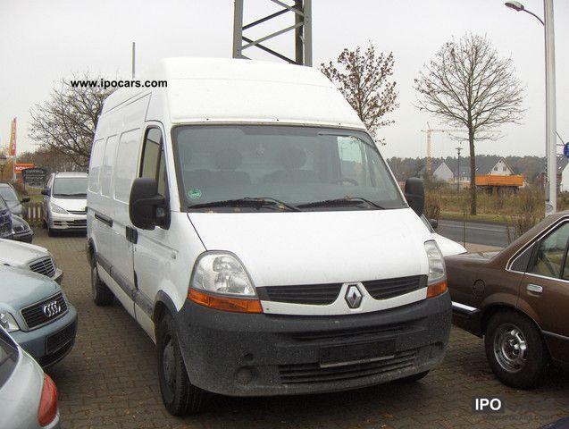 2007 Renault  Master 2.5 dCi \ Van / Minibus Used vehicle photo