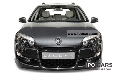2011 Renault  Laguna Expression 2.0 16V 140 E85 eco Estate Car New vehicle photo