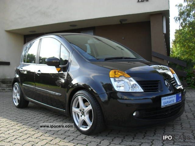2005 renault modus 1 5 dci esp alloy wheels 6 speed euro 4 car photo and specs. Black Bedroom Furniture Sets. Home Design Ideas