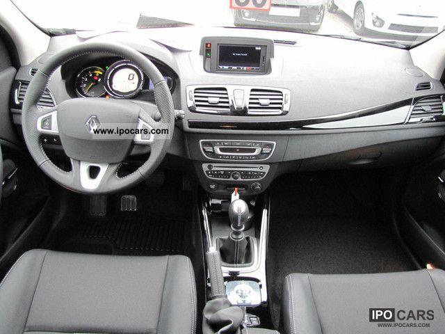 2011 Renault Megane Dci 110 Bose Edition Satellite