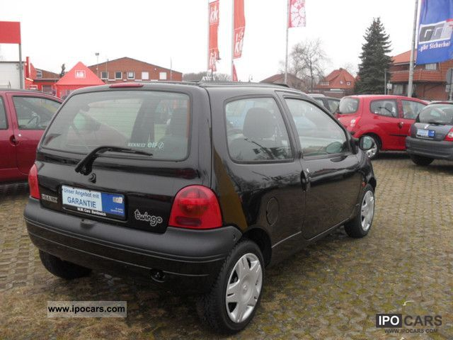 2001 renault twingo 1 2 16v electric glass sunroof car photo and specs. Black Bedroom Furniture Sets. Home Design Ideas