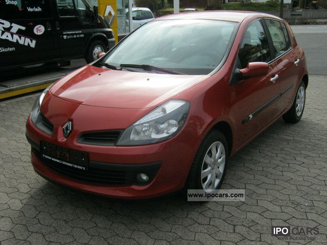 2006 renault clio 1 5 dci dynamique esp edition car photo and specs. Black Bedroom Furniture Sets. Home Design Ideas