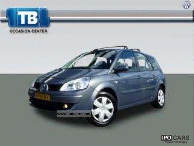 2007 Renault  Grand Scenic Dynamique 2.0 16v 136pk navigatie Van / Minibus Used vehicle photo