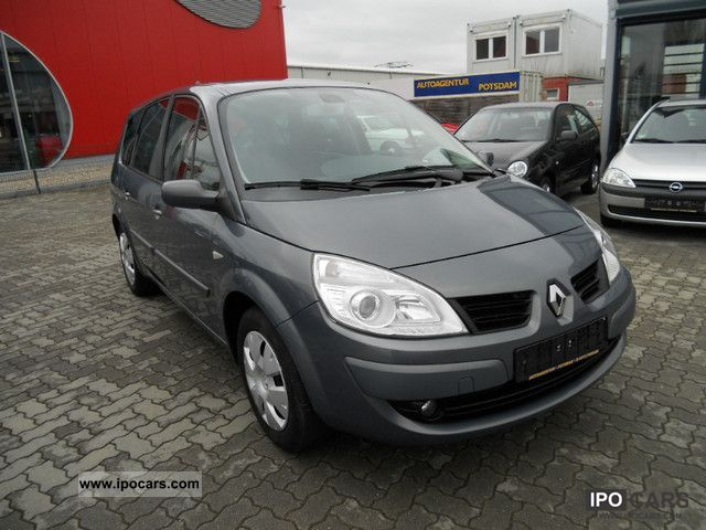 2007 Renault  Grand Scenic 1.6 16v first Hand checkbook Van / Minibus Used vehicle photo