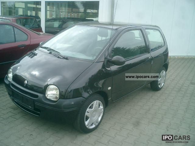2003 renault twingo 1 2 expression car photo and specs. Black Bedroom Furniture Sets. Home Design Ideas