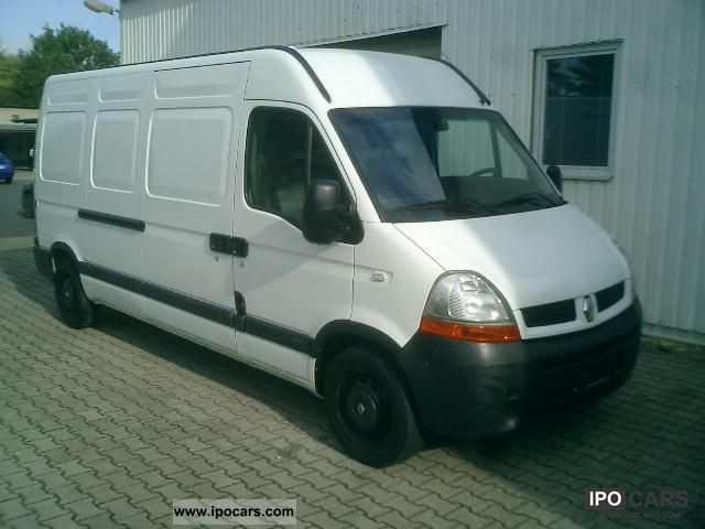 2005 Renault  Master 2.5 dCi L3H2 Van / Minibus Used vehicle photo