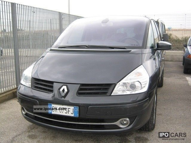 2007 Renault  Grand Espace 2.0 dCi 175CV Luxe 200 603 amp Other Used vehicle photo
