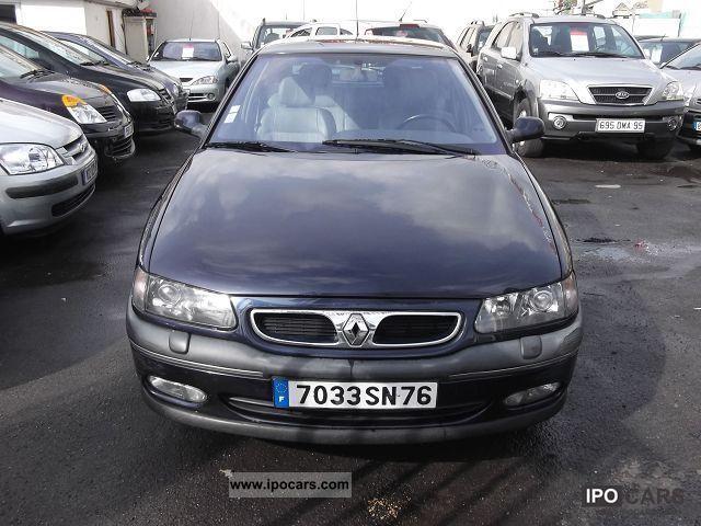 1999 Renault SAFRANE 2.5 165CH FAIRWAY BA Limousine